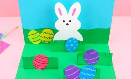 9 Easy To Make Easter Card Ideas For Kids To Make That Are Cute As Bunnies