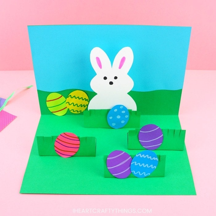 9 easy to make easter card ideas for kids to make that are