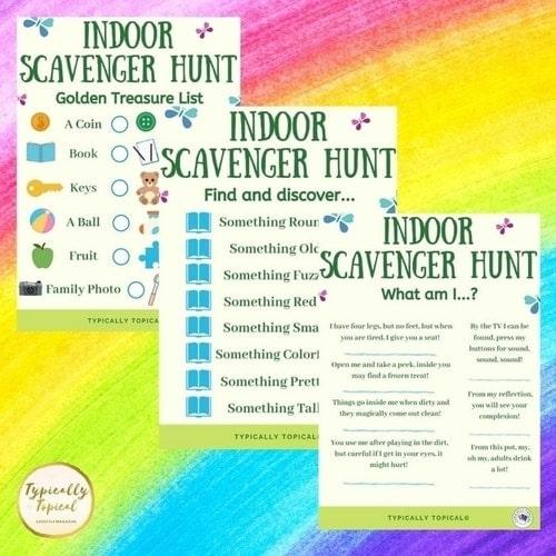 indoor-scavenger-hunt-for-kids-free-printable-checklists