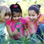 Natural Treasure Hunting: Garden Scavenger Hunt For Kids With Free Printables