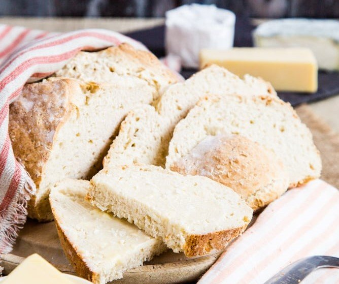 The Most Delicious Kneadless, Yeastless Bread Recipe You ...