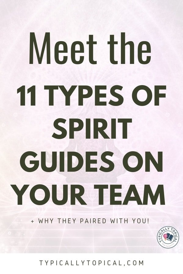 types-of-spirit-guides