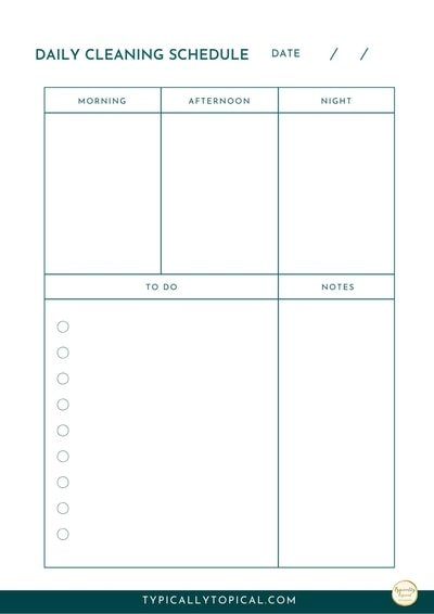 daily-cleaning-schedule-free-printable