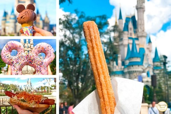 disney-bachelorette-party-food