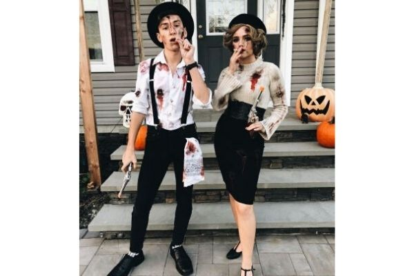 bonnie-and-clyde-halloween-couples-costumes