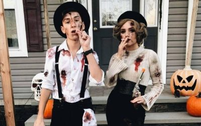 17 Genius DIY Halloween Couples Costumes That Are Major Couple Goals