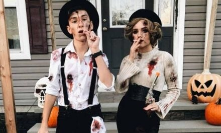 17 Genius DIY Halloween Couples Costumes That Are Major Couple Goals