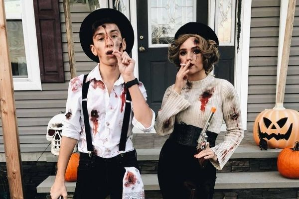 17 Genius Diy Halloween Couples Costumes That Are Major Couple Goals Typically Topical