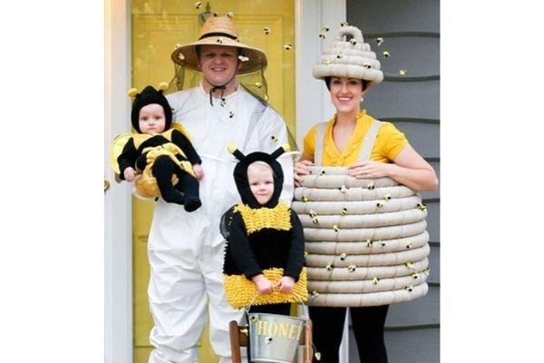 bee-cute-family-halloween-costume