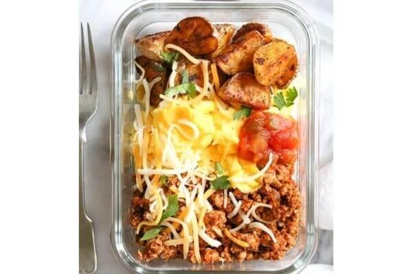 healthy-meal-prep-recipes-taco-scramble