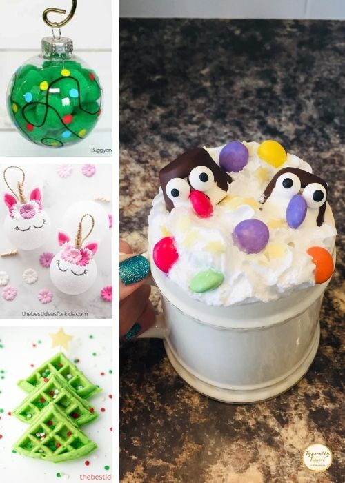 easy christmas childrens crafts