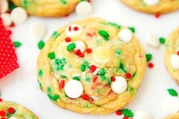 soft bake easy christmas cookies