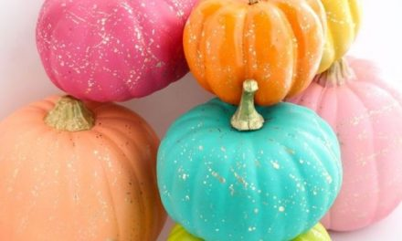 Easy Painted Pumpkin Ideas: 15 Boo-tiful No Carve Ideas