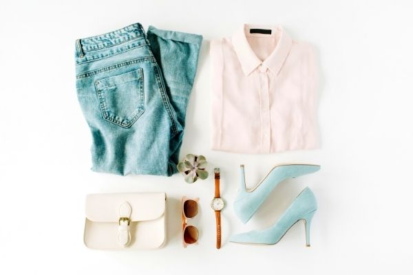 how to dress to look slimmer