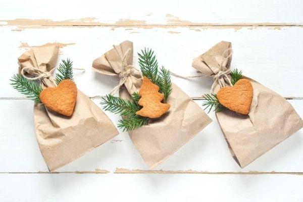 brown kraft paper reusuable paper bags