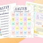 Ultimate Easter Scavenger Hunt Clues & Riddles [Free Printables]