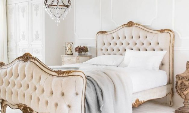 22 Dreamy Parisian Bedrooms For Your Inspiration