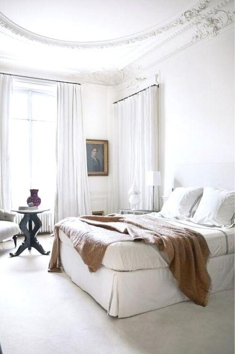 parisian bedroom ideas and inspiration