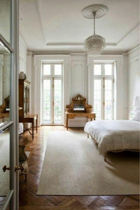 minimalistic parisian apartment