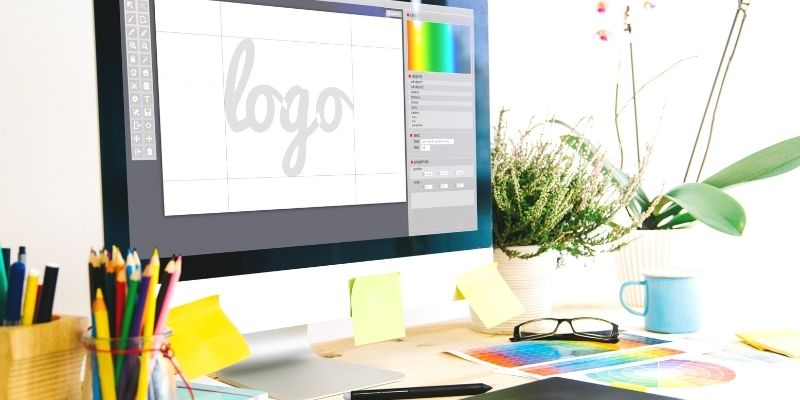 graphic design as a creative stay at home mom job