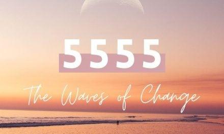Angel Number 5555 – 4 Powerful Reasons You're Seeing It