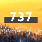 Angel Number 737: Unlocking Your Message From the Universe